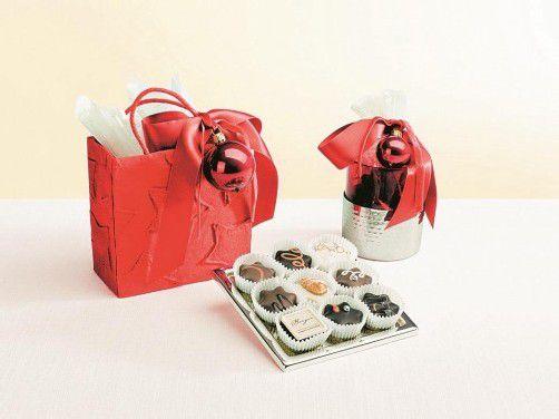 Schenken Sie die süße kleine Versuchung von Lusthaus zu Weihnachten und sparen Sie dabei bares Geld. Foto: Lusthaus