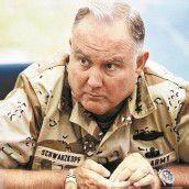 US-General Schwarzkopf tot