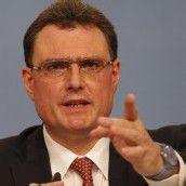 Notenbank weiter gegen Franken-Aufwertung