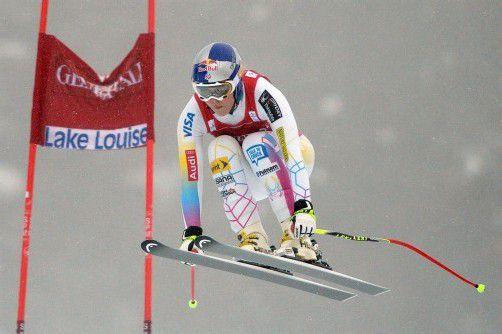 Sieg beim Comeback-Rennen: Lindsey Vonn. Foto: reuters