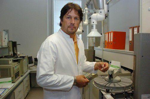 Gerichtsmedizin Innsbruck: Hier werden die DNA-Proben des Verstorbenen in den nächsten Wochen ausgewertet.  Foto: ZOOM-TIROL
