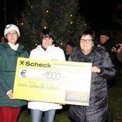 Rankweiler Advent half Geben für Leben