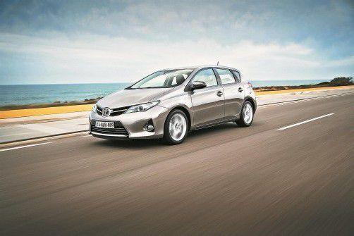 Toyota Auris: größeres Format, attraktiveres Styling, mehr Dynamik. Fotos: Werk