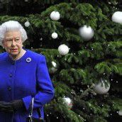 Weihnachtsansprache der Queen heuer in 3D
