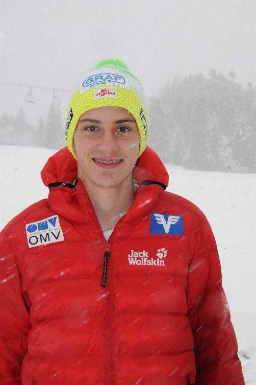 Ulrich Wohlgenannt stürzte in Lillehammer schwer: Der 18-jährige Kehlegger wird zwei, drei Monate ausfallen. Foto: akp