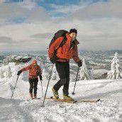 Sicher unterwegs bei Skitouren