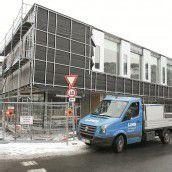 Pfarrzentrum Altenstadt bald bezugsfertig