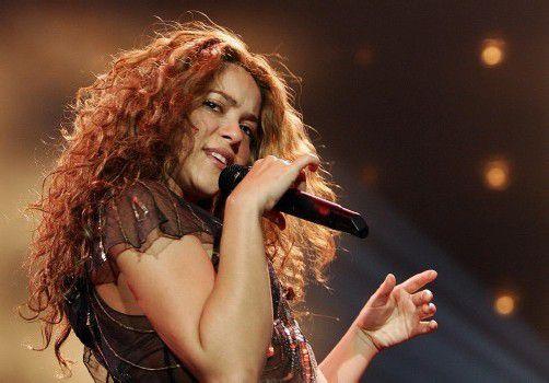 Zehn Jahre lang war Shakira mit de la Rúa liiert. Foto: AP