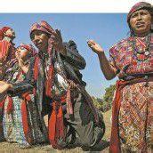 Maya-Nachfahren beten – um ein Ende der Weltuntergangshysterie