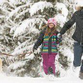 General Winter überzieht Ländle mit Schnee und sorgt für perfekten Auftakt der Skisaison