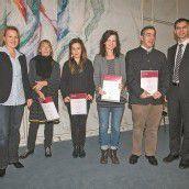 Land Vorarlberg vergab Ehren- und Fördergaben für Kunst