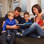 So leicht können Sie als Familie Steuern sparen