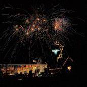 Silvester in Lustenau mit Konzert und Feuerwerk