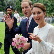 Kate erwartet königlichen Nachwuchs