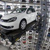 VW legt bei Absatz um 10 Prozent zu