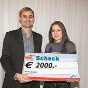 2000 Euro für Ma hilft