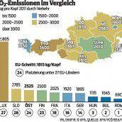 Österreichs Klimabilanz hat sich verschlechtert