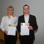 Julius-Raab-Preis für Tann-Lehrlinge