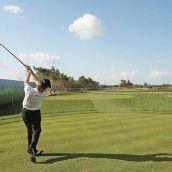 Schönes Spiel in den Golf-Oasen