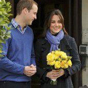 Prinz William holte seine Kate ab