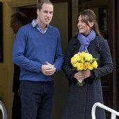 Traditioneller Kirchgang ohne William und Kate