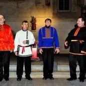 Moskauer St. Daniels Quartett und Frauenchor