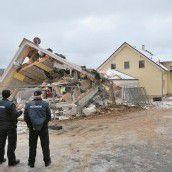 Haus in Jena explodiert