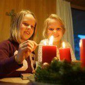 Dritter Advent: Jetzt ist es nicht mehr lange . . .