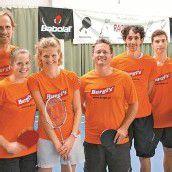 Team Vorarlberg Vierter in der Racketlon-Bundesliga
