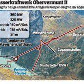 Land gibt grünes Licht für Obervermuntwerk II