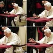 Papst spendet Segen erstmals über Twitter