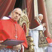 Päpstlicher Segen der Stadt und dem Erdkreis