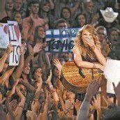 Taylor Swift wurde zum spendabelsten Star 2012 gekürt