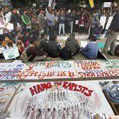Ein Land schämt sich für den gewaltsamen Tod einer Tochter Indiens