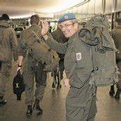 UN-Soldaten wieder in Österreich