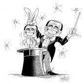 Magia Berlusconi!