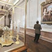 Erster Blick in die neue Kunstkammer in Wien