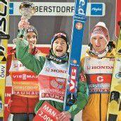 Tournee-Auftaktsieg für Jacobsen Tiroler Schlierenzauer auf Rang zwei /C1