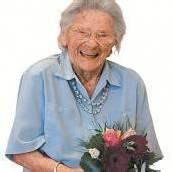 106 Jahre alt Maria Sedelmeyer ist Jubilarin /A7
