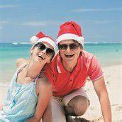 Weihnachten am Strand immer beliebter /A9