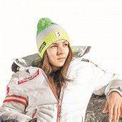 Schnelle Snowboard-Damen SBX-Asse Ramberger und Moll /C2