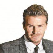 Zu viel Regen: Beckhams beendeten Luxus-Urlaub
