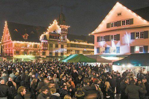 Überschreitet Vorarlbergs größte Stadt 2013 die 50.000er-Grenze? Sieht ganz so aus. Foto: VN/steurer