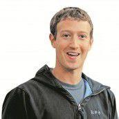 Zuckerberg spendet Aktien