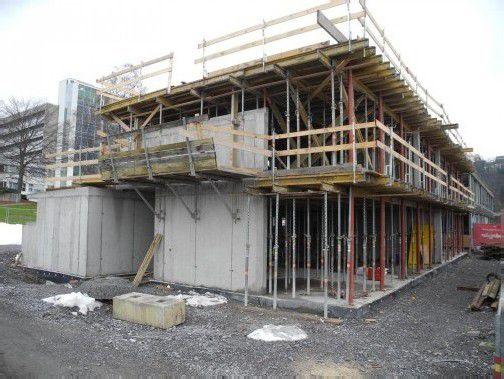 Am LKH Feldkirch wird der Betriebskindergarten erweitert: 1, 4 Millionen Euro sind dafür vorgesehen. Foto: SM