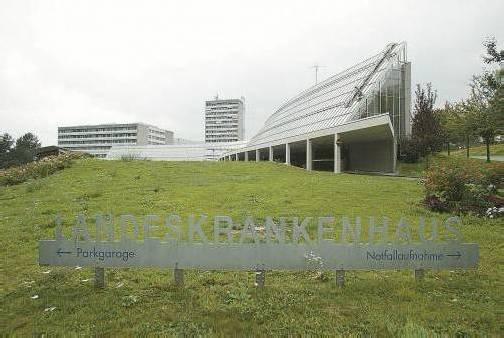 Am Landeskrankenhaus Feldkirch wird bettenmäßig aufgerüstet. Foto: KHBG