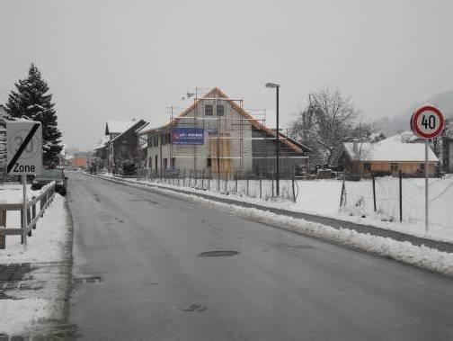 Auf Höhe der Sägerstraße beginnt das neue Tempolimit auf der Kapfstraße. Foto: sm
