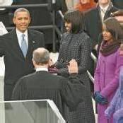 Obama tritt zweite Amtszeit an