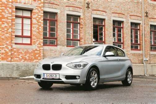 Basis-BMW als Dreitürer: Vorstellung im dynamisch ausgeformten Blechkleid. Fotos: vn/steurer