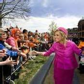 Königin der Herzen wird Königin der Niederlande